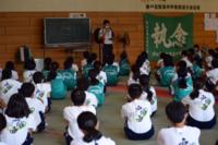 1年生の学年集会2